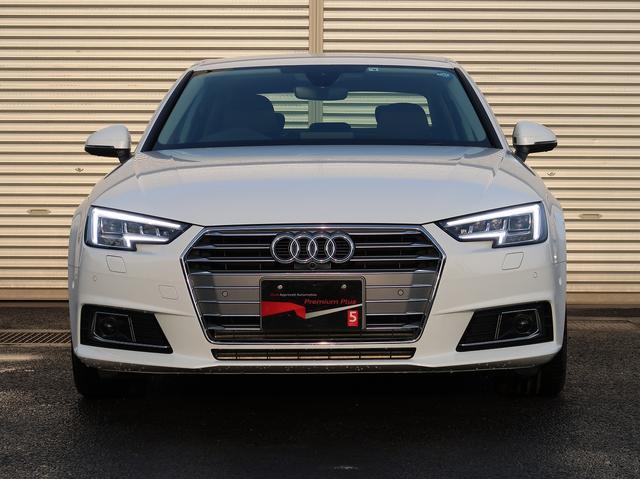 Audi A4 - 流麗なデザインと空力性能を両立したセダン