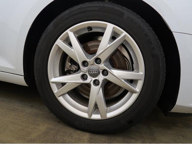 <Audi純正アルミホイール>高度な生産技術により、優れた鋳造品質を実現しています。