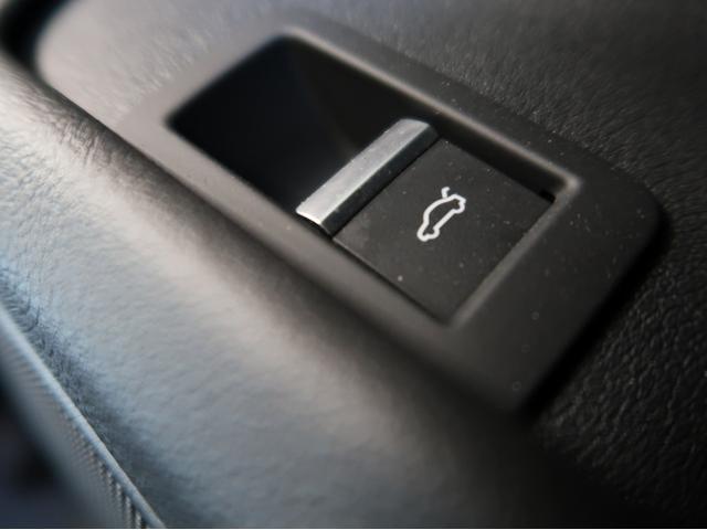 Audiはボタンやスイッチの操作感触にこだわりを持っています。