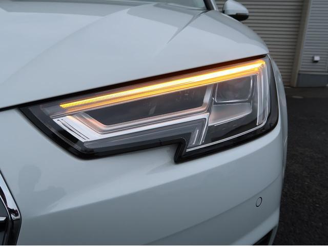鋭さのあるデザインに持久性の高いLEDライトを使用しております。