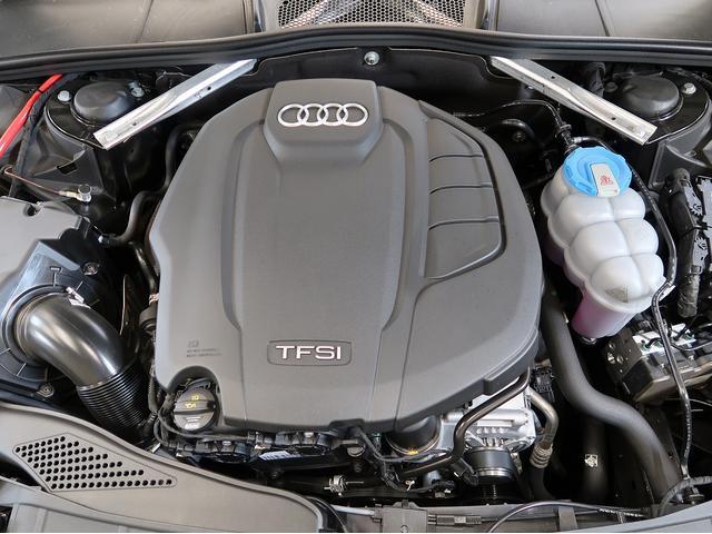 2.0TFSIエンジン搭載