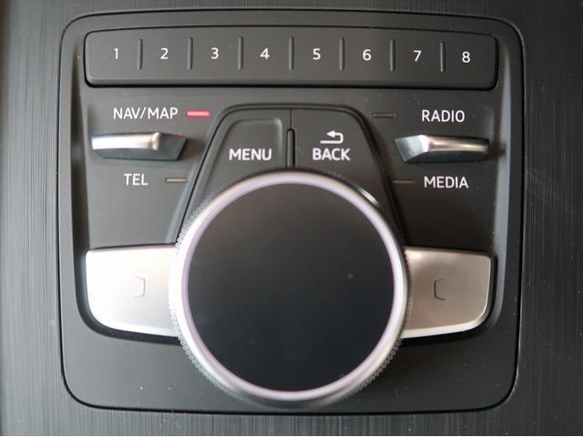 ダイヤルを回したり、押したり、なぞったりと感覚的な方法でナビやメディアを操作することが可能です。
