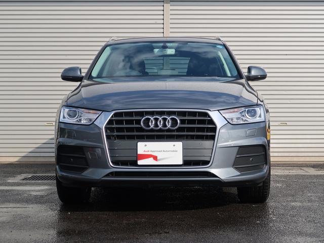 Audi Q3 - よりスポーティになった新生オールラウンダーSUV