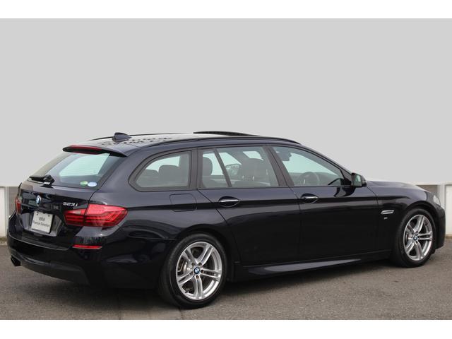 BMW BMW 523iツーリング Mスポーツ 純正18AW パノラマSR