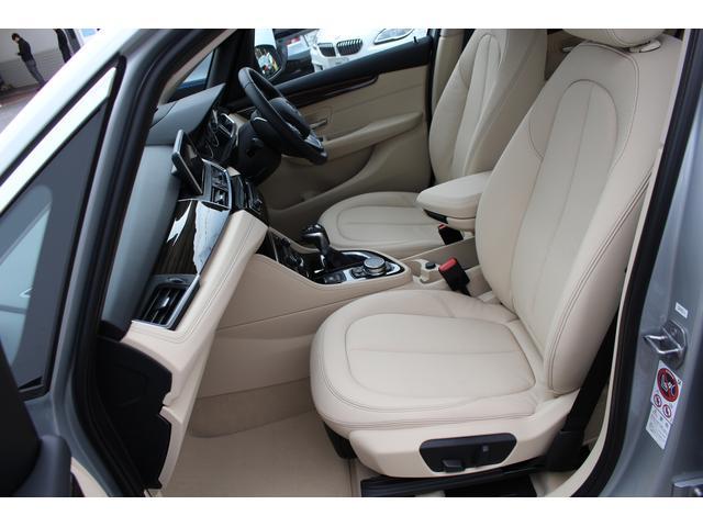 BMW BMW 225xeアクティブツアラー ラグジュアリー ベージュレザー