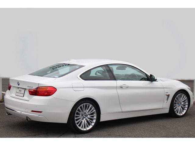 BMW BMW 435iクーペ ラグジュアリー 黒革 ACCストップ&ゴー