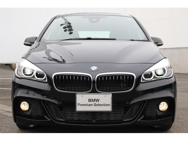 BMW BMW 218dグランツアラー Mスポーツ LEDライト 17AW
