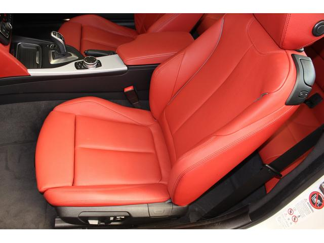 BMW BMW 435iクーペ スポーツ コーラルレッドレザーACC19AW