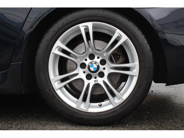 BMW BMW 528i Mスポーツパッケージ 黒革ガラスSR 純正18AW