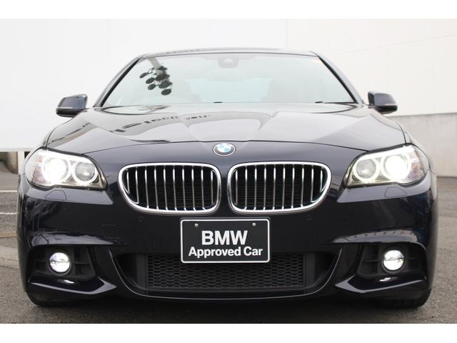 BMW BMW 523i Mスポーツ ワンオーナー LCI キセノン LED