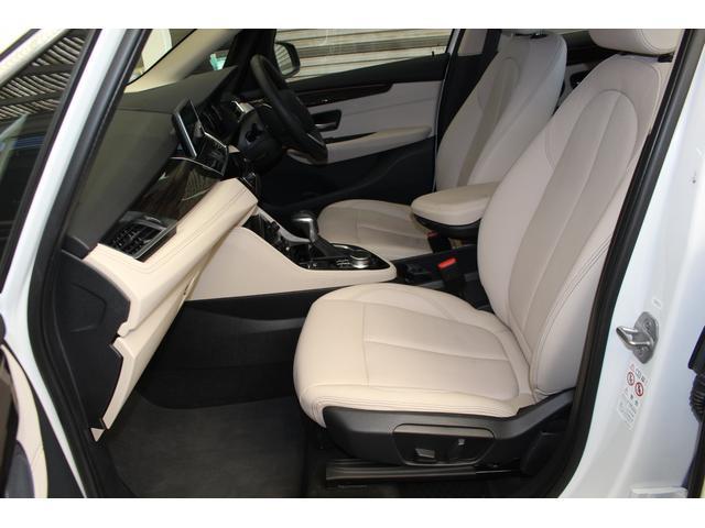 218d xDriveアクティブツアラー ラグジュアリー(12枚目)