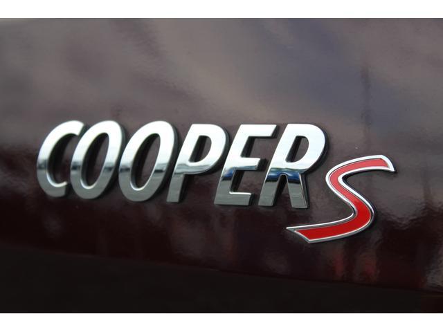 MINI MINI クーパーS クラブマン 認定保証2年付 純正レザーシート