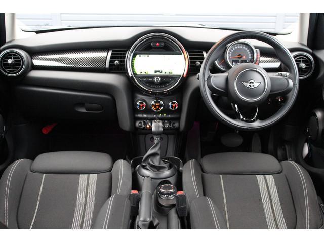 MINI MINI クーパーS 認定保証2年付 元弊社デモカー車両