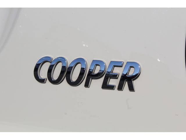 MINI MINI クーパー 認定保証1年付 純正ナビ Fアームレスト ETC