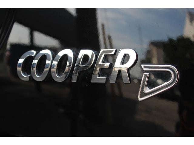 クーパーD セブン 認定保証2年付 純正ナビ 社外リアカメラ(7枚目)