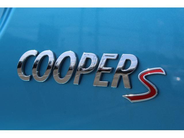 クーパーS 認定保証1年付 純正HDDナビ LED ETC(6枚目)