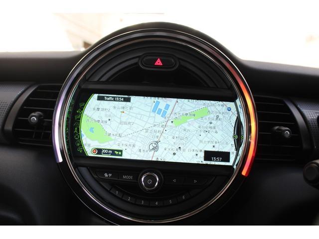 クーパーD 認定保証2年付・コンフォートA・純正HDDナビ・LEDヘッドライト・ETC・後付ユニオンジャックテールライト・6速AT・ブラックルーフ・純正15インチAW(16枚目)