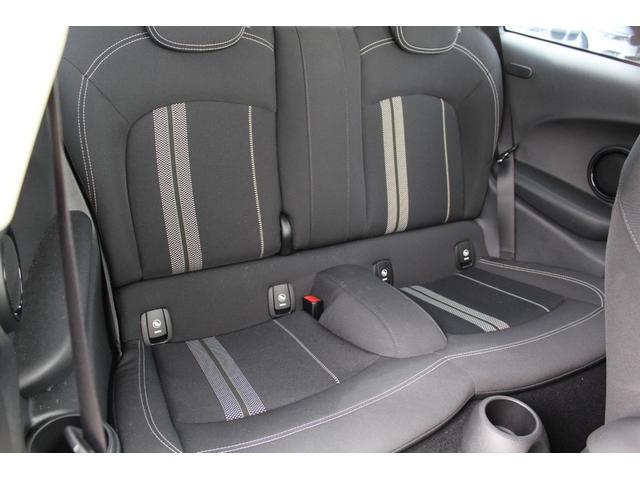 クーパーS 認定保証2年付・コンフォートA・Dアシスト・ACC・純正HDDナビ・リアカメラ・前後障害物センサー・LED・ミラーETC・Fアームレスト・7速DCT・ブラックルーフ・純正17AW・社外車高調整式サス(10枚目)