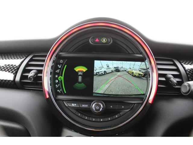 クーパーS 認定保証2年付・コンフォートA・Dアシスト・ACC・純正HDDナビ・リアカメラ・前後障害物センサー・LED・ミラーETC・Fアームレスト・7速DCT・ブラックルーフ・純正17AW・社外車高調整式サス(16枚目)