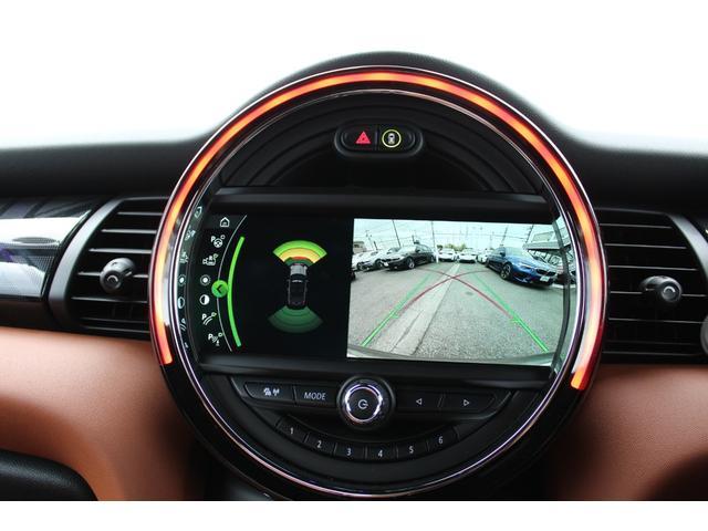 クーパー コンバーチブル 認定保証2年付・純正レザー・Fシートヒータ・コンフォートA・Dアシスト・純正ナビ・リアカメラ・前後PDC・ETC・LED・7速DCT・黒幌・ユニオンジャックテールライト・純正17インチAW(15枚目)