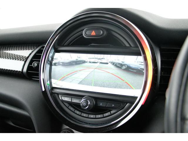 クーパーSD 認定保証1年付・LEDライト・HDDナビ・ETC(12枚目)