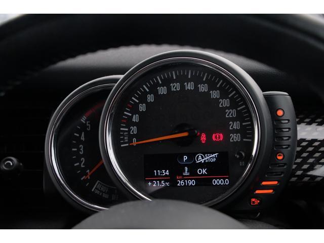 クーパーSD 認定保証1年付・LEDライト・HDDナビ・ETC(21枚目)