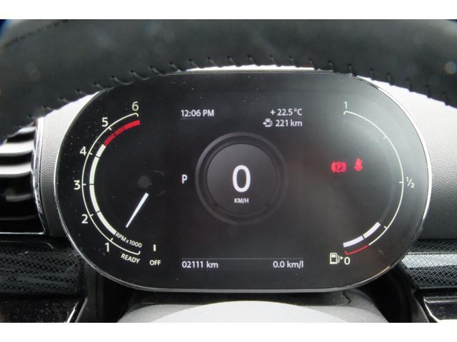 クーパーSD クラブマン 認定保証2年付・LEDライト・HDDナビ・ETC(22枚目)