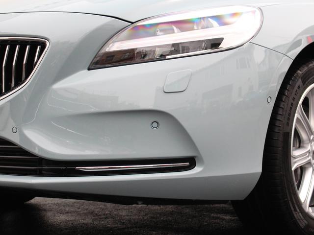ボルボ ボルボ V40 T3 インスクリプション社内使用 ベージュレザー縦列駐車支援