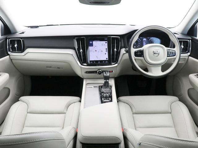クロスカントリー T5 AWD プロ ベージュナッパレザー 監視機能付純正ドラレコ 社内使用 ベンチレーション マッサージ harman/kardonプレミアムサウンド パワーテールゲート キーレスエントリー 車間警告機能 360度カメラ(4枚目)