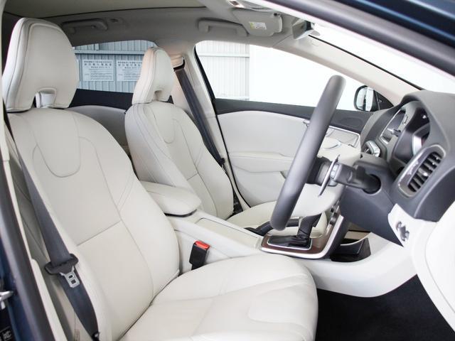安心感を最大限に感じていただけるインテリア 内装の質感も高く、丈夫でしっかりと作られており質の高さに感動するシートです