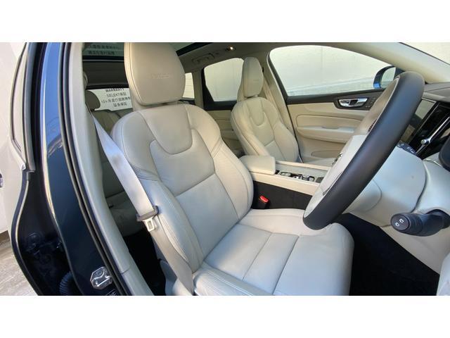 D4 AWD インスクリプション 2020年モデル レザーシート  前後シートヒーター ベンチレーション ステアリングヒーター サンルーフ ヘッドアップディスプレイ B&W ウッドパネル 前後パーキングセンサー(15枚目)