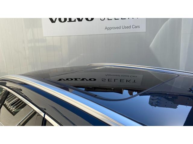 D4 AWD インスクリプション 2020年モデル レザーシート  前後シートヒーター ベンチレーション ステアリングヒーター サンルーフ ヘッドアップディスプレイ B&W ウッドパネル 前後パーキングセンサー(21枚目)