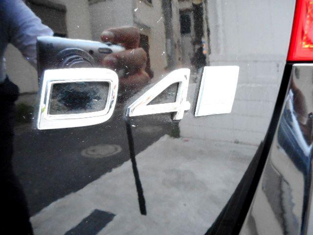 D4 クラシック 最終モデル クリーンディーゼル 本革シート(11枚目)