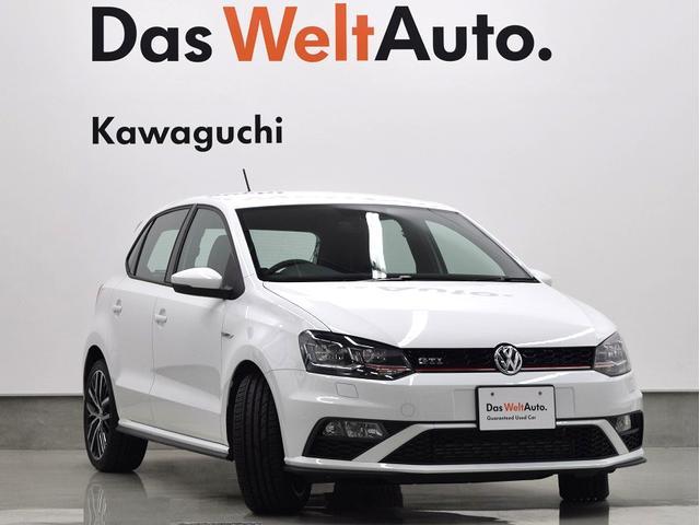 フォルクスワーゲン VW ポロGTI GTI NAVI ETC BC