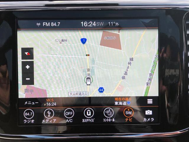8.4インチモニター搭載!ナビ、バックモニター、エアコンなどの操作をします。また、Apple Car Play/Android Auto内蔵でお手持ちのスマホを接続可能です。