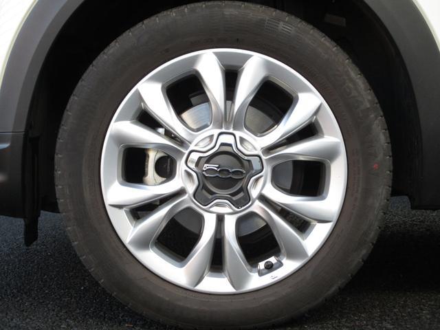 フィアット フィアット 500X ポップスター 当社デモカー 新車保証付き