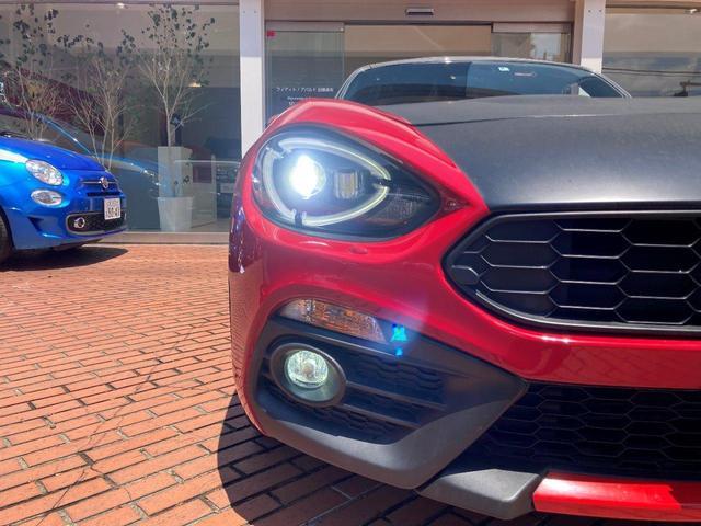 ベースグレード レザーナビパッケージ/純正メモリナビ/バックカメラ/フルセグTV/ETC/レッドブラックコンビレザーシート/LEDヘッドライト/クルーズコントロール/オープントップ/シートヒーター(41枚目)