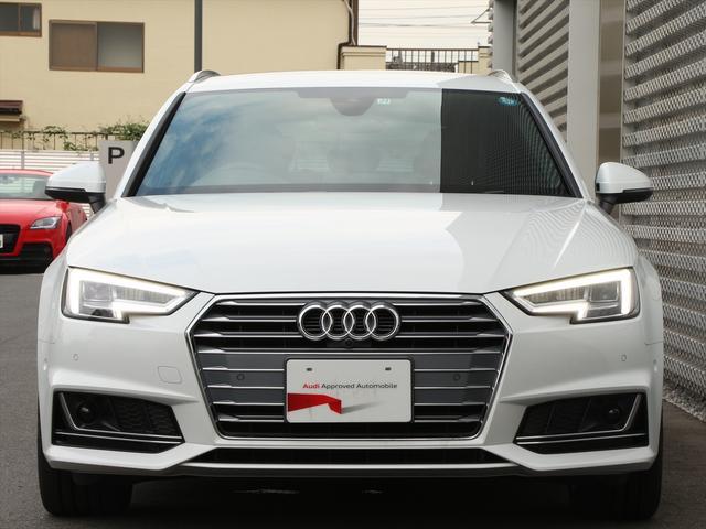 Audi アプルーブド川越に、【 A4 Avant 】の入庫です!!お問合せはフリーダイヤル【0066-9701-121902】へ