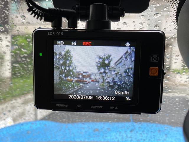 クーパーS 前後ドラレコBカメラLEDライト(19枚目)