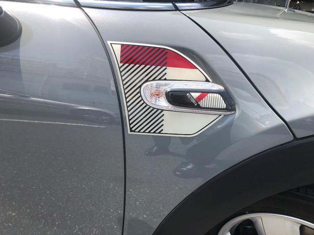 ヴィクトリア LEDヘッドライトユニオンジャックテールHDDナビETC(7枚目)