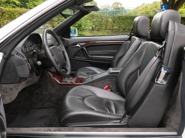 メルセデス・ベンツ M・ベンツ SL500 タイヤ新品 エアコン修理済み ビルシュタイン
