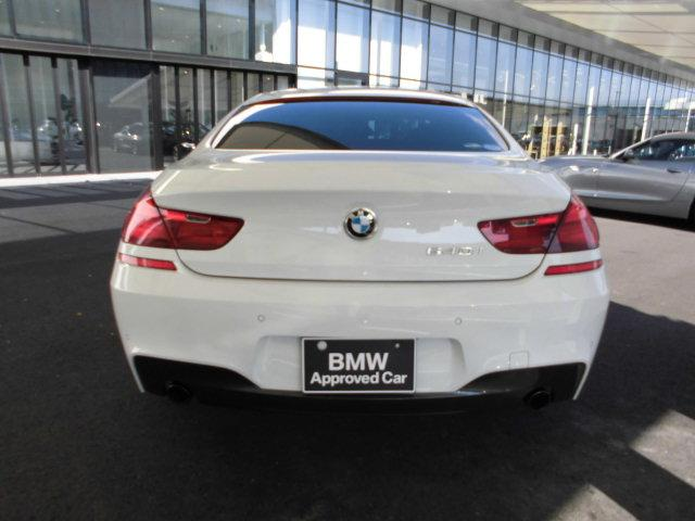 BMW BMW 640i グランクーペMスポ ハイライン サンルーフ LED