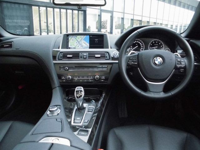 BMW BMW 650iカブリオレ 黒レザー アルピナAW ヘッドアップD