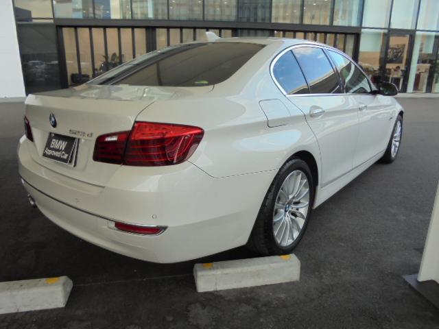 BMW BMW 523d ラグジュアリー 自動駐車 ACC 黒レザー