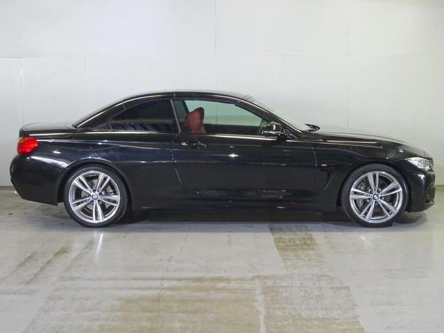 BMW BMW 440iカブリオレ Mスポーツ 左H レッドレザー