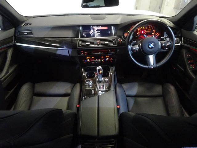 BMW BMW 523dツーリングMスポーツ 黒革 新品20AWタイヤレザー