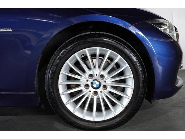 320iラグジュアリー BMW認定中古車 1年保証走行距離無制限 ブラックレザー シートヒーター バックカメラ 衝突軽減 ウッドトリム スマートキー(6枚目)