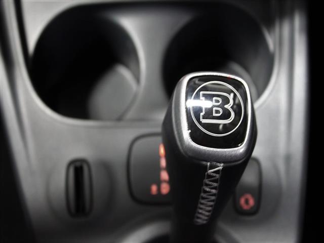 ブラバス エクスクルーシブ 2年保証 新車保証(15枚目)