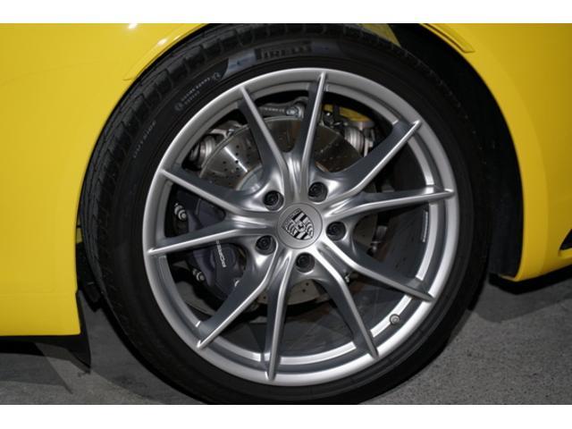 911カレラ スポーツクロノPKG スポーツマフラー ETC(13枚目)