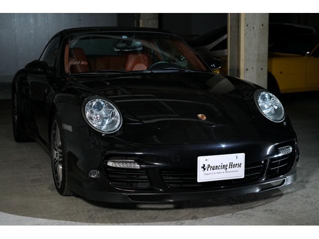 911ターボ ティプトロニックS 4WD PCCBブレーキ(4枚目)